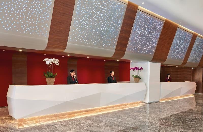 Sunway Pyramid Hotel Lobby