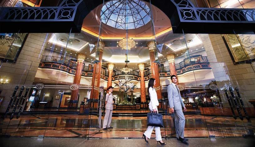 Sunway Resort & Spa Lobby