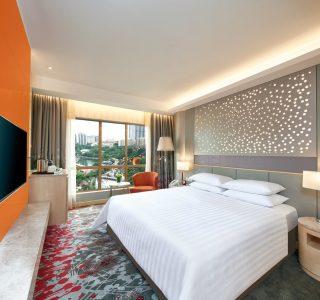Sunway Pyramid Hotel, Deluxe Room