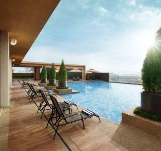 Sunway Clio Hotel Swimming Pool